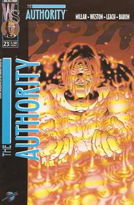 The Authority Vol. 1 (2000-2003) (Grapa 28 pp) #23