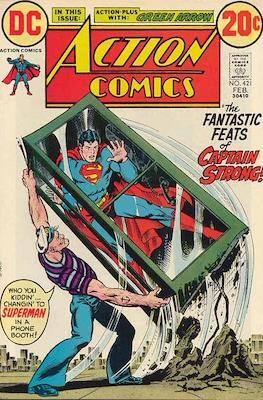 Action Comics Vol. 1 (1938-2011; 2016-) (Comic Book) #421
