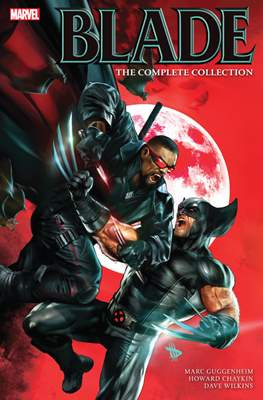 Blade - The Complete Collection