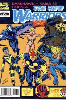 The New Warriors vol. 1 (1991-1995) (Grapa. 17x26. 24 páginas. Color. (1991-1995).) #22