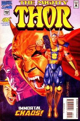 Journey into Mystery / Thor Vol 1 (Comic Book) #482