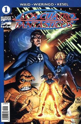 Los 4 Fantásticos Vol. 5 (2003-2004) (Grapa 24 pp) #1