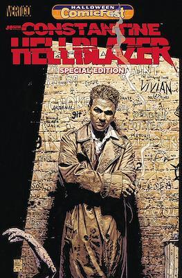John Constantine. Hellblazer. Halloween ComicFest