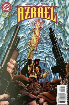 Azrael: Agent of the Bat (1995-2003) (Grapa) #25