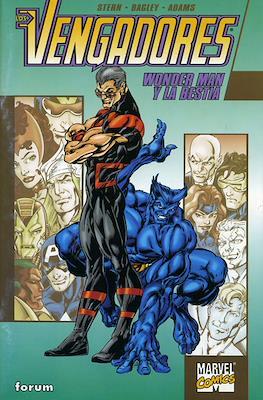 Los Vengadores: Wonder man y La Bestia (2001)