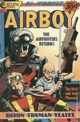 Airboy (1986-1989) #2