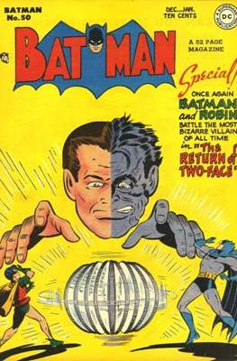 Batman Vol. 1 (1940-2011) (Comic Book) #50