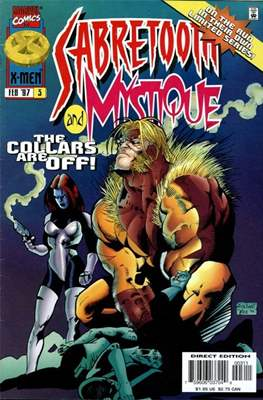 Sabretooth and Mystique Vol 1 (Comic-Book/Digital) #3