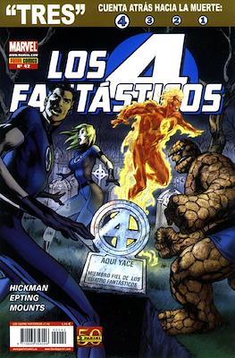 Los 4 Fantásticos / Los Cuatro Fantásticos Vol. 7 (2008-) #42