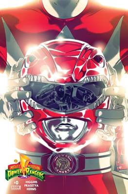 Mighty Morphin Power Rangers (Comic Book) #0