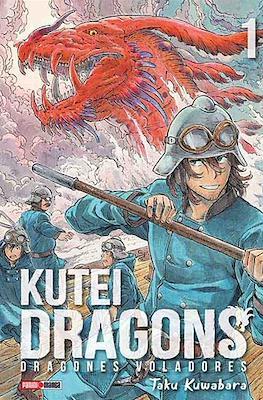 Kutei Dragons: Dragones Voladores #1