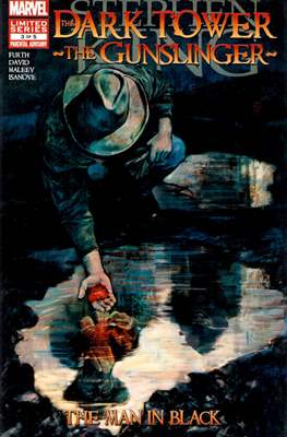 The Dark Tower - The Gunslinger: The Man in Black (Grapa) #3