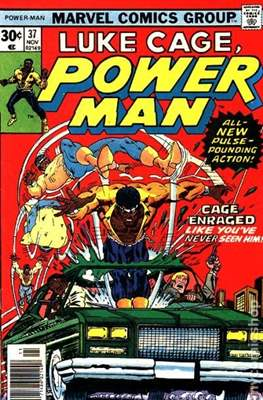Hero for Hire / Power Man Vol 1 / Power Man and Iron Fist Vol 1 (Comic Book) #37