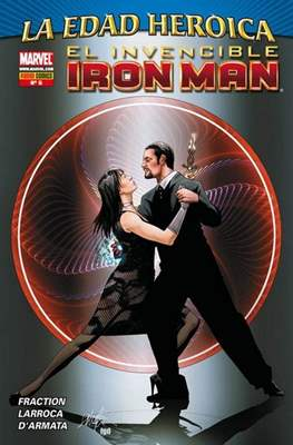 El Invencible Iron Man Vol. 2 (2011-) (Grapa - Rústica) #5