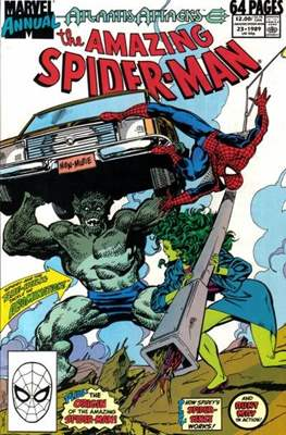 The Amazing Spider-Man Annual (Grapa, 48 págs.) #23