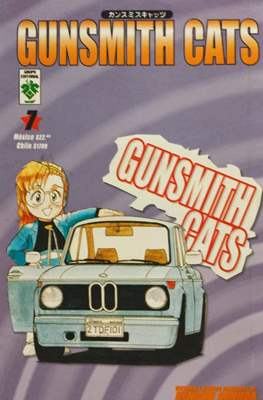 Gunsmith Cats (Rústica 80 pp) #7