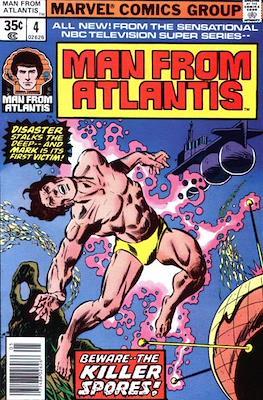 Man from Atlantis (Comic-book.) #4