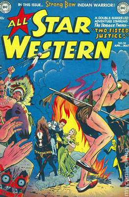 All Star Western #58