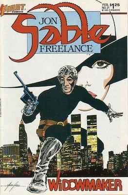 Jon Sable, Freelance #21