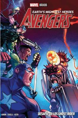 The Avengers Earth's Mightiest Heroes (Rústica) #5
