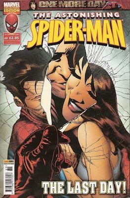 The Astonishing Spider-Man Vol. 2 (2007-2009) (Comic Book 76 pp) #69