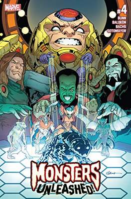 Monsters Unleashed (2017-...) #4