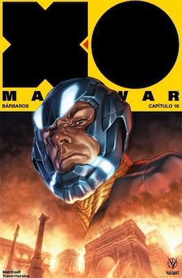X-O Manowar (2017-) (Grapa) #18
