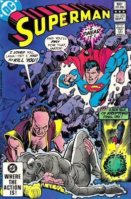Superman Vol. 1 / Adventures of Superman Vol. 1 (1939-2011) (Comic Book) #375