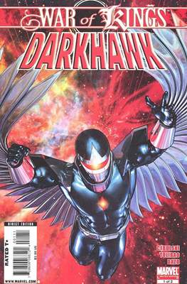 War of Kings: Darkhawk Vol 1 (Comic Book) #1