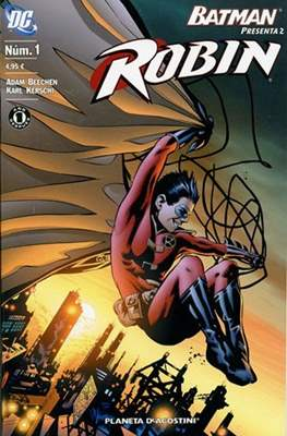 Batman presenta: Catwoman / Robin / Nightwing (2007-2008) (Grapa 72-96-120-168 pp) #2