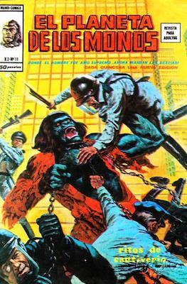 El planeta de los monos Vol. 1 (1977-1979) (Grapa y rústica 84-52 pp) #18