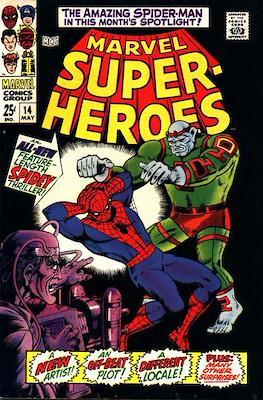 Marvel Super-Heroes (Grapa) #14