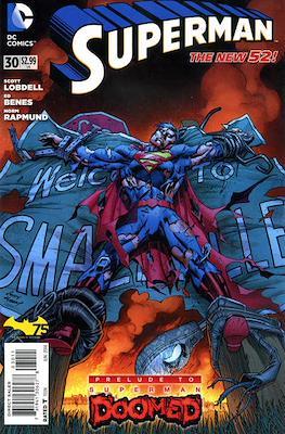 Superman Vol. 3 (2011-2016) (Comic Book) #30