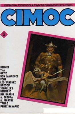 Cimoc (Retapado Cartoné) #2