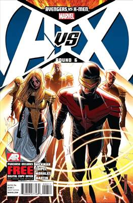 Avengers vs. X-Men (Comic-book) #6