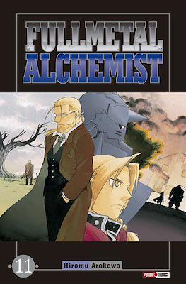Fullmetal Alchemist (Rústica) #11