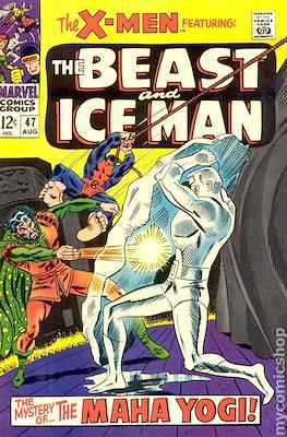 The Uncanny X-Men (1963-2011) (Comic-Book) #47