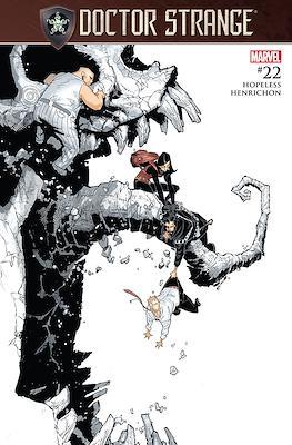 Doctor Strange Vol. 4 (2015-2018) (Digital) #22