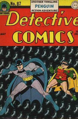 Detective Comics Vol. 1 (1937-2011; 2016-) (Comic Book) #87