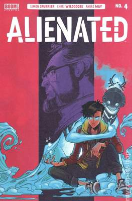 Alienated (Comic Book) #4