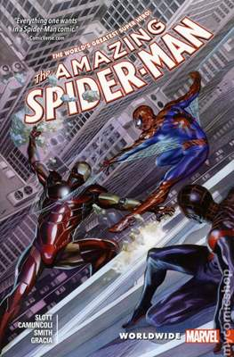 The Amazing Spider-Man Vol. 4 (2015) (Hardcover 280-232-304 pp) #2