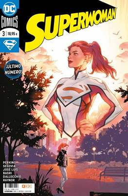 Superwoman. Renacimiento (Rústica 112-96 pp) #3