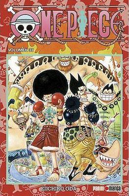 One Piece (Rústica) #33