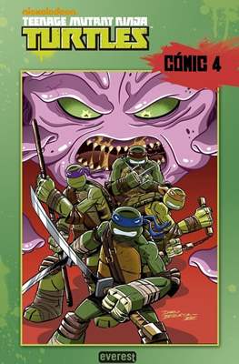 Teenage Mutant Ninja Turtles (Rústica 24 pp) #4