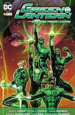 Green Lantern de Geoff Johns. Nuevo Universo DC #4