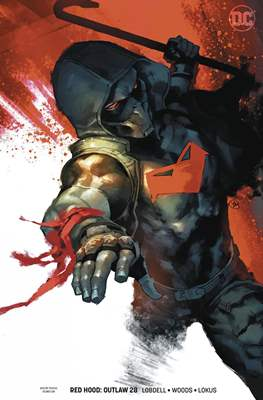 Red Hood And The Outlaws Vol. 2 (Variant Covers) (Comic Book) #28