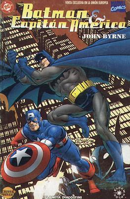 Batman / Capitán América. Línea Crossover