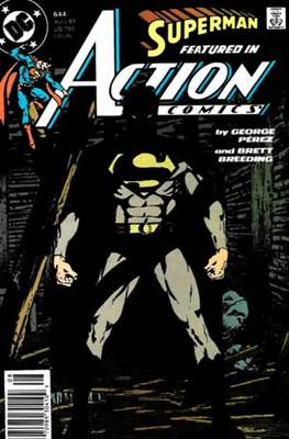 Action Comics Vol. 1 (1938-2011; 2016-) (Comic Book) #644