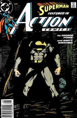 Action Comics Vol. 1 (1938-2011; 2016-) #644