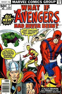 What If (Vol. 1 1977-1984) (Comic-Book) #3